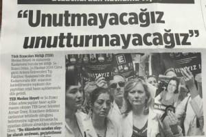 Türkiye Böyle Bir Tabloyu Kesinlikler Haketmiyor